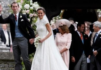 Royals and celebrities at Pippa Middleton's wedding