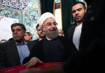 Iran election: Hassan Rouhani wins second term as president