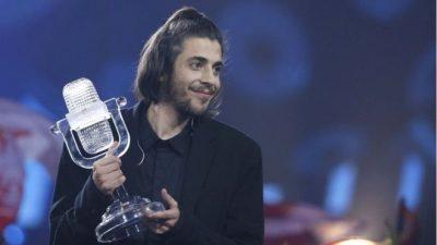 Eurovision 2017: Portugal's ballad wins contest