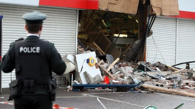 Security guards to protect Dutch ATMs from explosion thefts