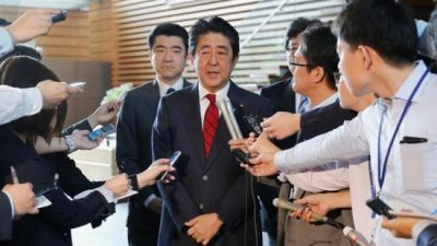 Japan to take action with US after N Korea missile test