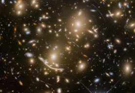 From Hubble's vantage, space is a crowded place