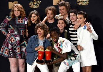 'Beauty and the Beast,' 'Get Out,' 'Stranger Things' win big at the MTV Movie & TV Awards