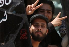 Syria rebels leave last Homs neighbourhood
