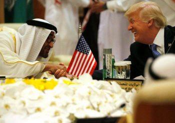 Trump urges Muslim leaders to lead fight against radicalisation