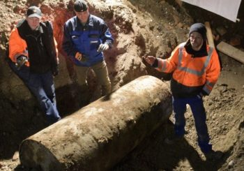 50,000 evacuate German city over unexploded WWII bombs