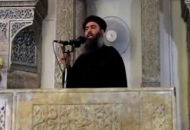 Islamic State leader Baghdadi 'may have been killed by Russia'