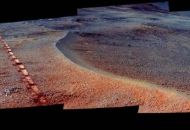 NASA scientists name Martian crater after Apollo 16 moonwalk mission