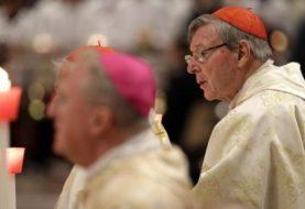 Vatican treasurer denies Australia sex offences