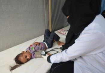 UNICEF: 10,000 cholera cases in Yemen in 72 hours