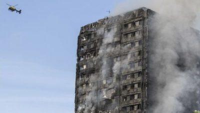 Six Dead in London Fire