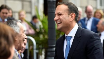 Ireland appoints youngest Leader
