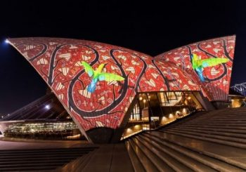 Sydney Opera House to come alive with indigenous art