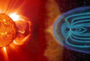 Study suggests solar eruptions hit planet Earth like a sneeze