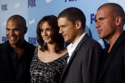 """Prison Break"" Rumors: Will Lincoln and Sheba Get Married?"