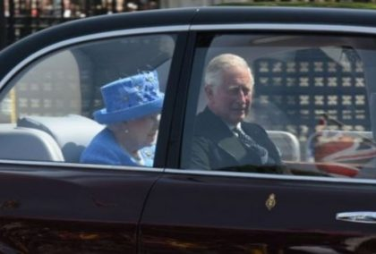 The Queen reported to West Yorkshire Police for 'not wearing seat belt'