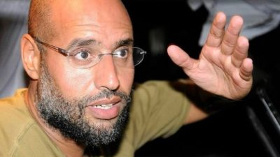 International Criminal Court calls for arrest of Saif al-Islam Gaddafi