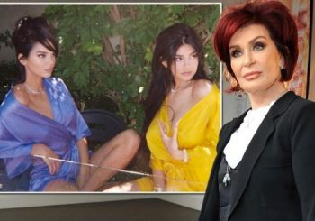 Sharon Osbourne Burns Kendall And Kylie Jenner Over Controversial Shirts