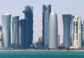 Six countries cut links with Qatar