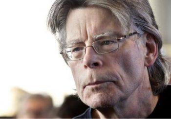 Trump blocks Stephen King on Twitter