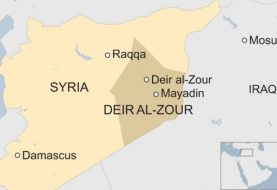 Air strike on IS prison in Syria kills dozens