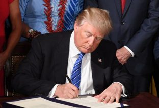 Trump signs law to fire bad workers, guard whistleblowers at VA