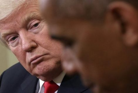 Trump accuses Obama of inaction over Russia meddling claim