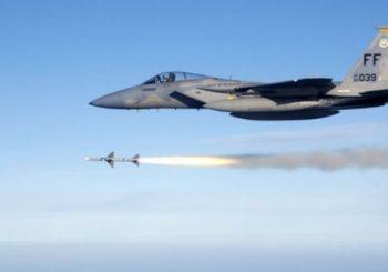 US Jet downs drone near Jordan border