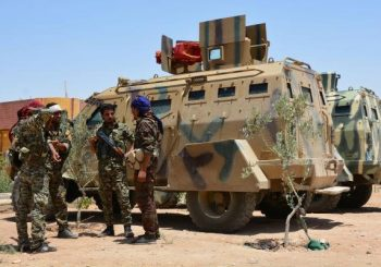 U.S.-backed forces seize western part of Raqqa, Syria
