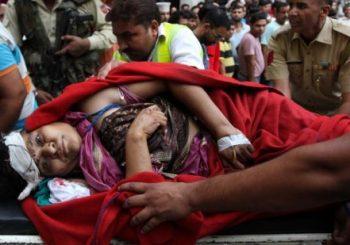 16 Hindu pilgrims killed when bus plummets into gorge in Kashmir