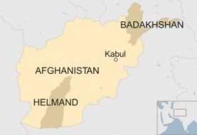 Afghan soldiers killed in US friendly-fire air strike