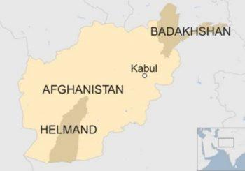 Afghan soldiers killed in US friendly-fire air strike