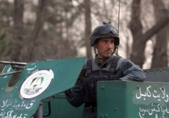 Taliban fighters attack police, capturing two districts