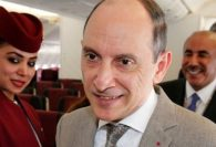 Qatar Airways CEO sorry for calling US air hostesses 'grandmothers'
