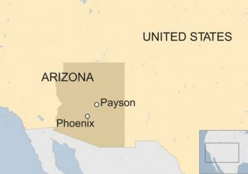 Arizona flash flood: Deadly deluge hits Payson swimmers