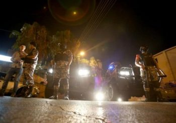 Attack at Israeli embassy in Jordan