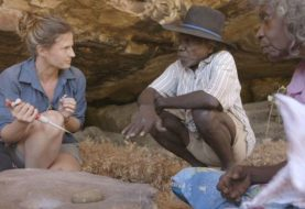 "Find ""rewrites"" Australian human history"