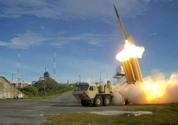 Trump responds to N Korea with missile defence test and B-1 drills