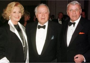'Lady Blue Eyes' Barbara Sinatra dead at 90