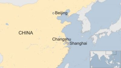 China house fire kills 22 in Jiangsu province
