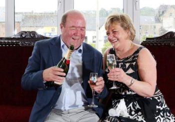 Parents who started charity after son's death win big lottery