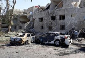 Damascus bomber strikes after car chase