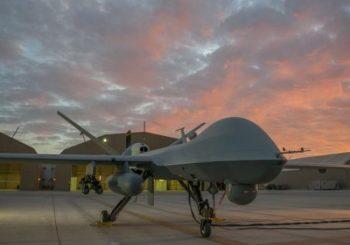 Pentagon: Drone killed Islamic State leader in Afghanistan