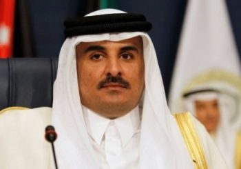 Qatar emir calls for negotiations to ease Gulf boycott