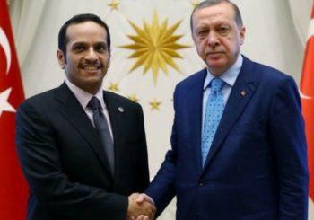 Erdogan demands swift end to Qatar crisis