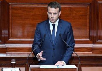 Macron vows to lift France's state of emergency