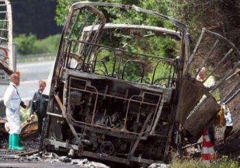 German bus inferno killed 18 in Bavaria, police say
