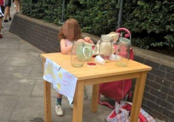 Girl, 5, fined $200 for lemonade stand
