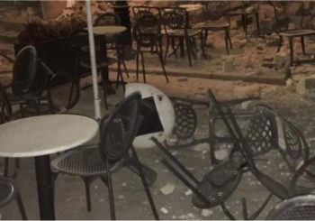 Two killed in earthquake on island of Kos