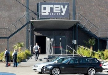 Two dead in German nightclub shooting
